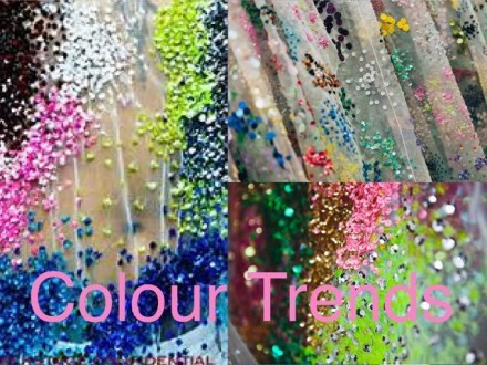 Spring Summer 2016 Colour Trends