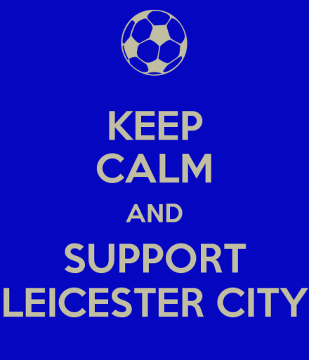 GEORGE'S HAIRDRESSING SUPPORTING LEICESTER CITY